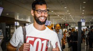 ΑΕΚ: Έφτασε στην Αθήνα ο Σιμάο
