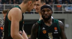 """Βαθμολογία EuroLeague: 6ος με """"μαξιλαράκι"""" δύο νικών ο Παναθηναϊκός, 8η νίκη ο Ολυμπιακός"""