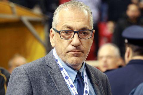 """Αρβανίτης: """"Δεν συμφωνούμε με κλειστές λίγκες!"""""""