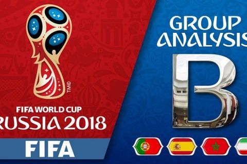 Παγκόσμιο Κύπελλο - 2ος όμιλος: Ισπανία, Πορτογαλία, Ιράν, Μαρόκο