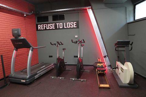 Ολυμπιακός: Αυτό είναι το νέο εντυπωσιακό γυμναστήριο των ερυθρολεύκων στο ΣΕΦ