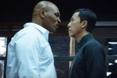Donnie Yen VS Mike Tyson ισοπαλία: Δείτε την απίστευτη σκηνή στο Ip Man 3