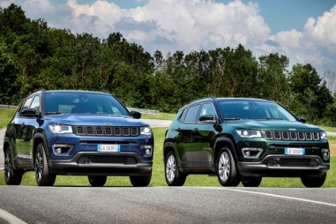 Προσφορές Jeep έως 10.000 ευρώ