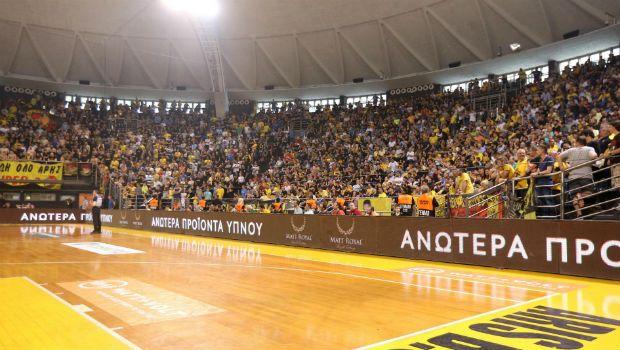Και ο Άρης στο Basketball Champions League με ΑΕΚ, ΠΑΟΚ, Προμηθέα