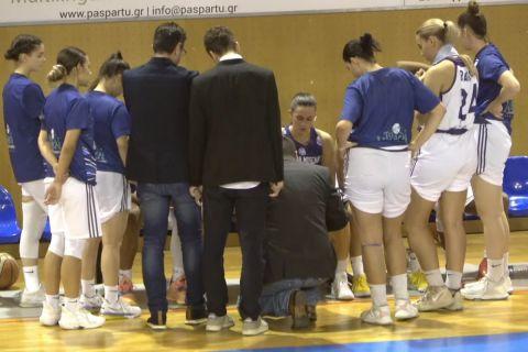 "EuroCup Women: ""Βουνό"" η πρόκριση στη φάση των ομίλων για Ελευθερία Μοσχάτου και Νίκη Λευκάδας"