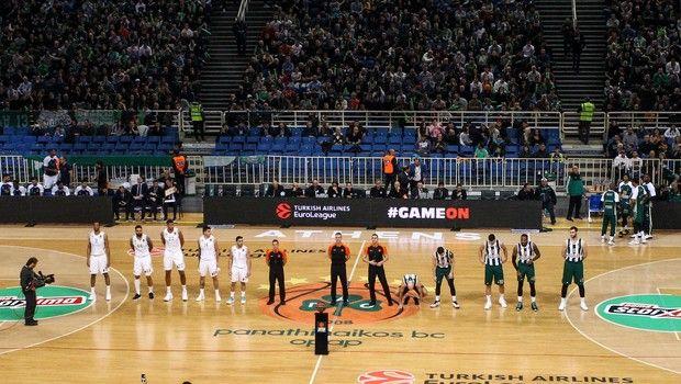 Παναθηναϊκός: Πρόστιμο 2.000€ από τη EuroLeague για ρίψη αντικειμένων στο ΟΑΚΑ