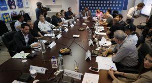Super League 1: Συζητούν το αίτημα του Ολυμπιακού για αναβολή