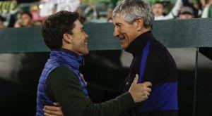 Μπέτις: Με νέο προπονητή στα οκτώ τελευταία ματς της σεζόν