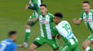 Παναθηναϊκός – ΠΑΣ Γιάννινα: Τα δύο γκολ σε δύο λεπτά με Δώνη – Σένκεφελντ