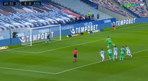 Σοθιεδάδ – Ρεάλ Μαδρίτης: Με πέναλτι του Ράμος το 1-0