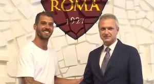 Η Ρόμα ανακοίνωσε τον Σπινατσόλα με μια μοναδική κίνηση
