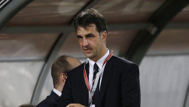 Αντιπρόεδρος UEFA: