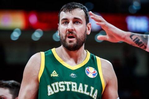 FIBA: Το πρόστιμο στον Μπόγκουτ και η απάντηση του Αυστραλού