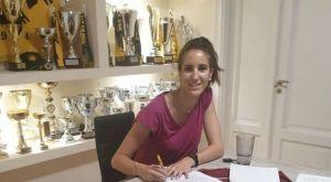AEK βόλεϊ γυναικών: Στα κιτρινόμαυρα και η Κουντουρά