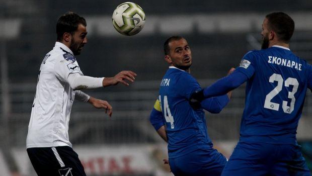 Τρίκαλα - Λαμία 0-1: Προβάδισμα για οκτάδα με Ρόμανιτς