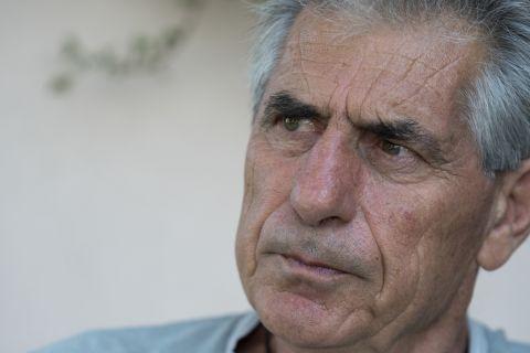 Ο Άγγελος Αναστασιάδης στη συνέντευξη που έδωσε στο SPORT24