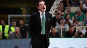 Λίνος Γαβριήλ: «Ο Πιτίνο έχει δώσει άλλον αέρα στο ευρωπαϊκό μπάσκετ»