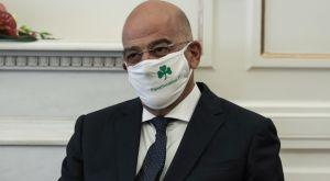 """Δένδιας για μάσκα Παναθηναϊκού: """"Η δημιουργία σχέσεων έχει μεγάλη σημασία στη διπλωματία"""""""