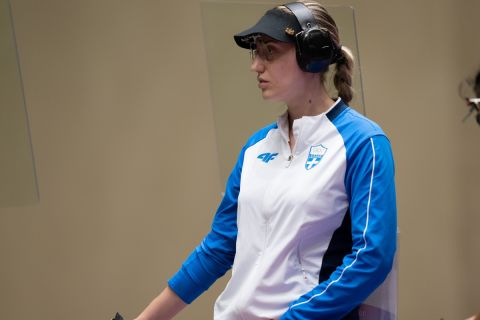 Η Άννα Κορακάκη στους Ολυμπιακούς Αγώνες