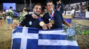 Μεσογειακοί Παράκτιοι Αγώνες: Πρώτη η Ελλάδα στον πίνακα μεταλλίων