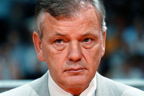 Ο Ντούσαν Ίβκοβιτς από τη θητεία του στα ελληνικά γήπεδα