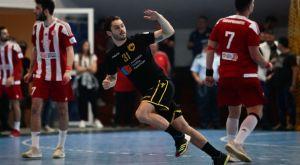ΑΕΚ – Ολυμπιακός 25-22: Κιτρινόμαυρη ρεβάνς και 1-1 στους τελικούς