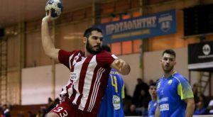 Handball Premier: Περίπατος του Ολυμπιακού στην Νίκαια