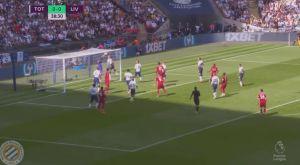Το γκολ του Βαϊνάλντουμ με χρήση του Goal Line Technology!