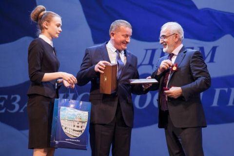 Τιμήθηκε ο Σαββίδης σε εκδήλωση στο Ροστόφ