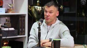 """Γιασικεβίτσιους: """"Το βράδυ που τρελάθηκε μαζί μου ο Ομπράντοβιτς"""""""