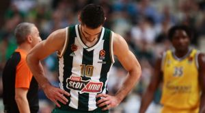 Παναθηναϊκός: Αρνητικό ρεκόρ στην ιστορία του στη EuroLeague