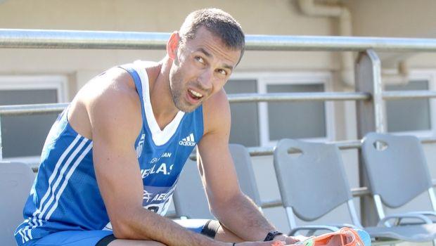 Ο Ιακωβάκης παρέμεινε πρόεδρος της Επιτροπής Αθλητών της ΕΕΑ