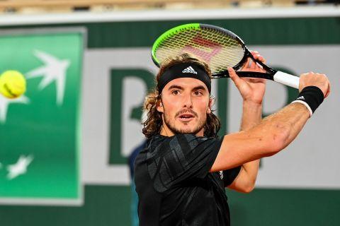 """Τσιτσιπάς: """"Ελπίζω να μπορέσω να κυριαρχήσω στα Grand Slam, όπως ο Τζόκοβιτς"""""""