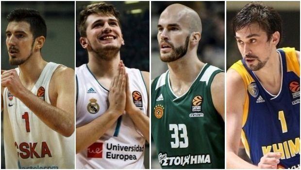 POLL: Ποιος είναι ο MVP της EuroLeague 2017/18;