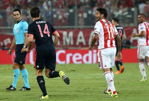Δεν άντεξε την πολιορκία ο Ολυμπιακός, ήττα με 3-0 από την Μπάγερν