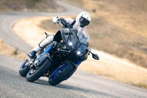 Η πρώτη στον κόσμο 3τροχη μοτοσυκλέτα με παραγγελία on-line