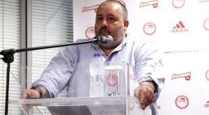 Ο Καραπαπάς ανέλαβε γ' αντιπρόεδρος και επιχειρησιακός διευθυντής στον Ολυμπιακό