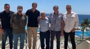 Κολοσσός: Η συνένωση με τον Χολαργό είναι γεγονός