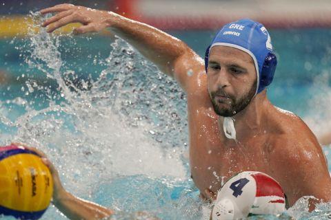 Ολυμπιακοί Αγώνες - Πόλο: Η τρομερή άμυνα της Εθνικής απέναντι στους Ούγγρους με δύο παίκτες λιγότερους