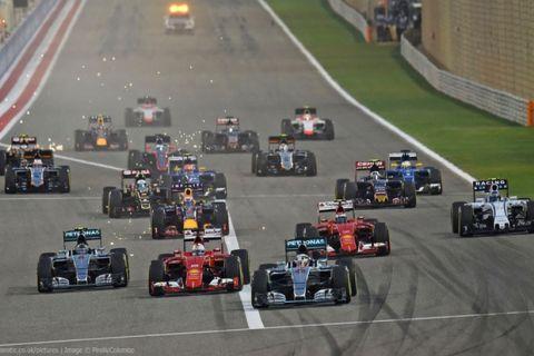 Formula 1 Μπαχρέιν LIVE