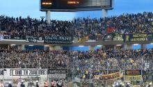 Από την Πτολεμαΐδα στο ΟΑΚΑ: Στο ίδιο πούλμαν οπαδοί της ΑΕΚ και του ΠΑΟΚ για τον τελικό!