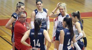 Volleyleague γυναικών: Νίκες για Ολυμπιακό, ΑΟ Θήρας και Παναθηναϊκό