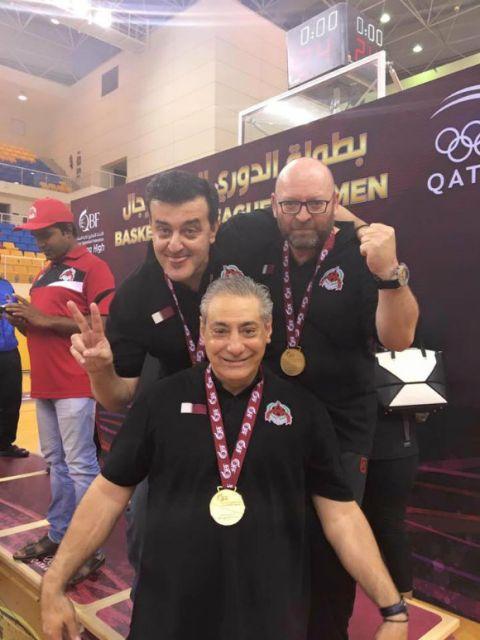 Το back2back του Κουφού στο Κατάρ!