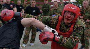 Tα 12 λεπτά της κόλασης: Η τελευταία δοκιμασία των Crimson Beret στον ρωσικό στρατό