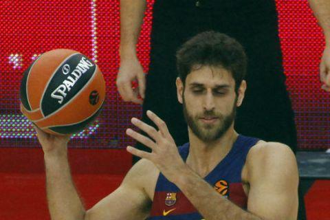 """Με το """"αριστερό"""" στα playoffs η Χάποελ Ιερουσαλήμ του Περπέρογλου"""