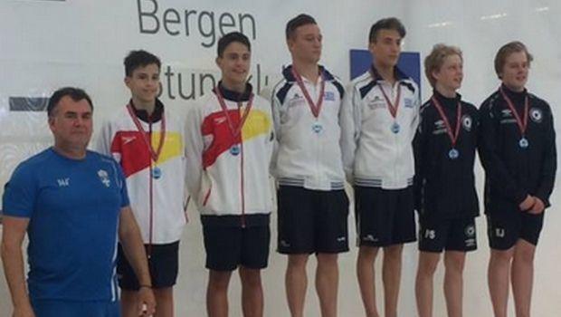 Στο Βελιγράδι με οκτώ αθλητές