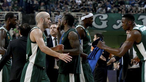 Μόνος (εντός έδρας) αήττητος ο Παναθηναϊκός στην EuroLeague!