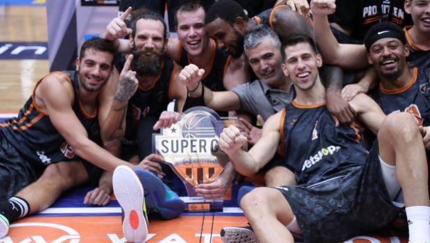 Προμηθέας - Περιστέρι 82-74: Στην Πάτρα ο πρώτος τίτλος της σεζόν