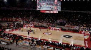 Ολυμπιακός: Πρόστιμο 6.000€ από τη EuroLeague για το ματς με τη Φενέρμπαχτσε