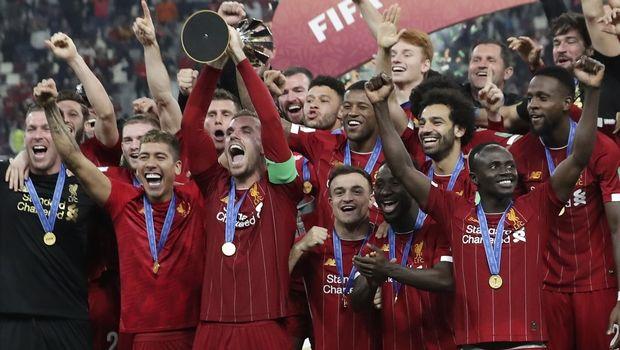 Λίβερπουλ: Θέλει το έμβλημα του FIFA Club World Cup και στην Premier League